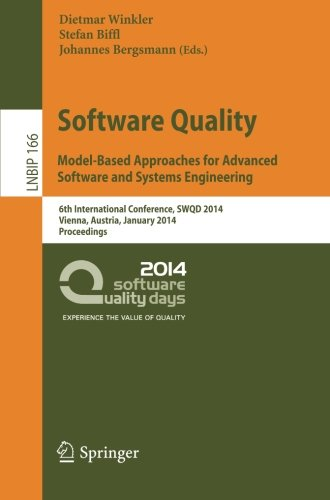 Dipl -Ing  Dr  Dietmar Winkler – Quality Software Engineering (QSE)